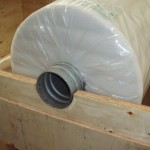 Coil with Core Extension Crate